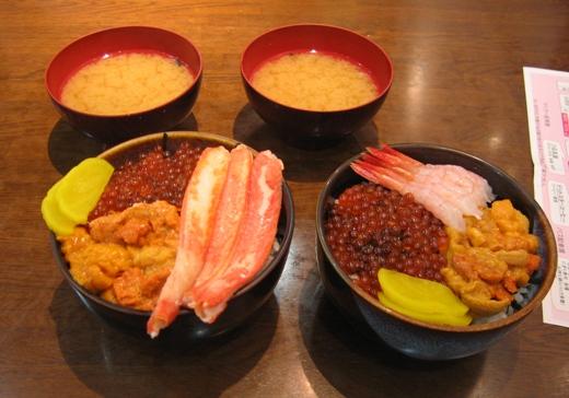 敦賀海鮮丼2