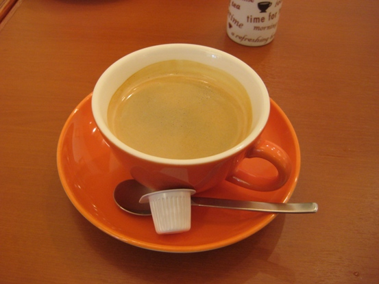情熱うどん眞光コーヒー