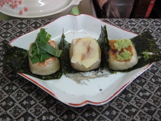 香味焼き餅2