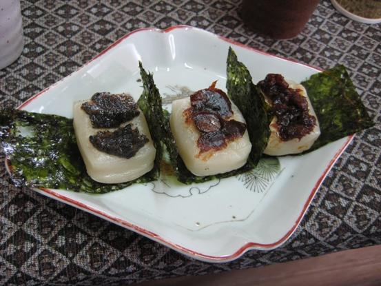 香味焼き餅3