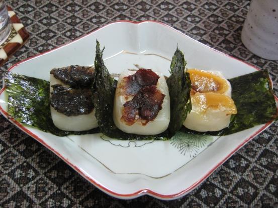 香味焼き餅4