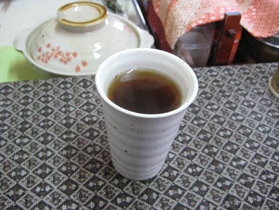 しょうが茶