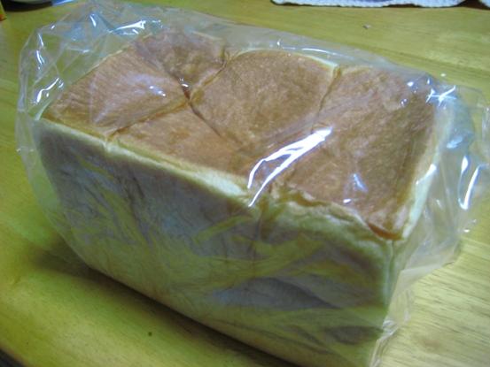 食パンあんじゅパン