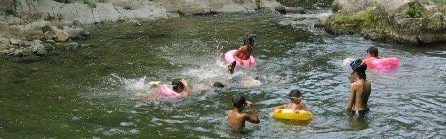 千石峡 水辺公園