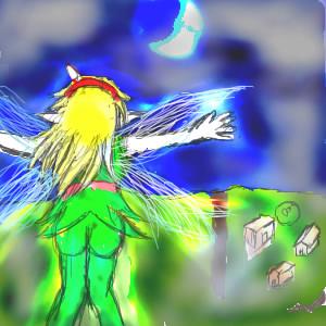 妖精ヘレン