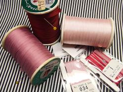 刺繍リボン
