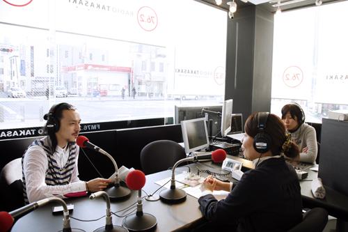 デザイン事務所のONとOFF ラジオ...