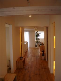 M02廊下
