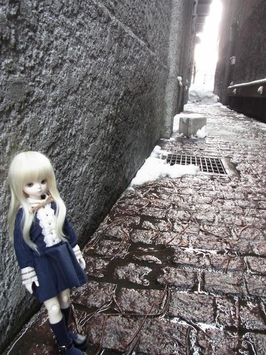 燈 小樽運河23
