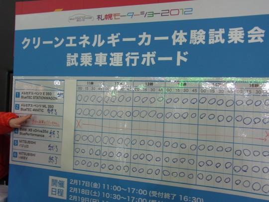 札幌モーターショー75