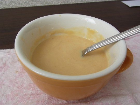 コーンスープ31