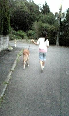 2009.8.14 つる吉散歩2
