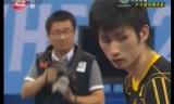 【卓球】 ユニバーシアード2011 許VS上田仁2