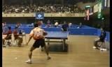 【卓球】 全日本選手権2002 松下浩二VS加山兵伍