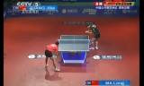 【卓球】 ハーモニーチャイナオープン2011 馬龍VS張継科1