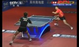 【卓球】 ハーモニーチャイナオープン2011 馬龍VS張継科2