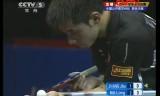 【卓球】 ハーモニーチャイナオープン2011 馬龍VS張継科3