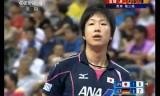 【卓球】 ハーモニーチャイナオープン2011 水谷隼VSシュテガー2