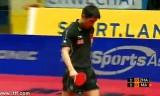 【卓球】 最新オーストリアオープン 2011 馬琳VS張継科