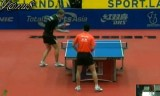 【卓球】 最新オーストリアオープン 2011 馬龍VSバウム