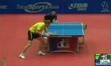 【卓球】 最新オーストリアオープン2011 パーソンVSモンテイロ