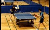 【卓球】 最新!山口国体卓球 石川選手の公開練習