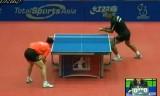 【卓球】 最新オーストリアオープン 2011 馬龍VSコルベル