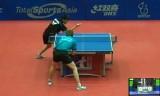 【卓球】 最新オーストリアオープン 2011 シュラガーVS陳建安