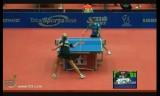 【卓球】 最新オーストリアオープン 2011 ユ・モンユVSポータ