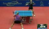 【卓球】 最新オーストリアオープン 2011 ペソツカ VS ドデアン