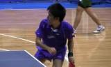 【卓球】 松渕健一VS御内健太郎 関東学生リーグ2011