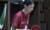 【卓球】 倉林奈保VS小室奈緒 関東学生リーグ2011