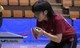 【卓球】 松村夏海VS森美紗樹 関東学生リーグ2011