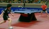 【卓球】 スウェーデンオープン2011 馬龍VS岸川聖也