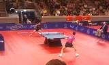 【卓球】 スウェーデンオープン2011 スーパープレー