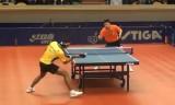 【卓球】 スウェーデンオープン2011 馬龍VSアチャンタ