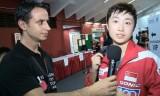 【卓球】 女子ワールドカップ2011 選手インタビュー