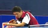 【卓球】 アジアヨーロッパ対抗戦2011 ガオニンVSメイス