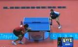 【卓球】 ワールドチームカップ2011 モンテイロVSAssar
