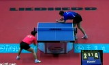 【卓球】 ワールドチームカップ2011 馬琳VSスカチコフ