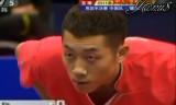 【卓球】 ワールドチームカップ2011 許VSバウム