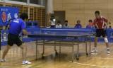 【卓球】 日本リーグ後期2011 久保田隆三VS加山兵伍