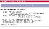 【情報】 BS日テレ11月19日平野美宇選手のテレビ放送!