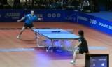 【卓球】 男子ワールドカップ2011 岸川聖也VSティモボル