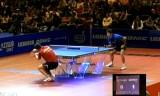 【卓球】 男子ワールドカップ2011 スミノルフVSオフチャロフ