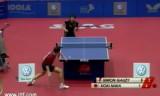 【卓球】 世界ジュニア選手権2011 丹羽孝希VSゴジ