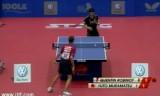 【卓球】 世界ジュニア選手権2011 村松雄斗VSロビノ