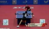 【卓球】 世界ジュニア選手権2011 吉村真晴VSゴジ