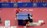 【卓球】 世界ジュニア選手権2011 吉村真晴VS林高遠