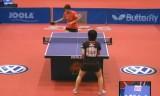 【卓球】 世界ジュニア選手権2011 谷岡あゆかVS朱雨玲